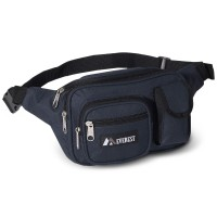 Multiple Pocket Waist Pack
