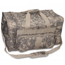 Digital Camo Duffel Bag