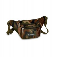 Woodland Camo Waist Pack