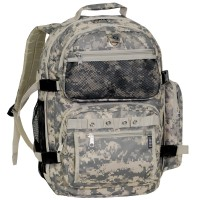 Oversize Digital Camo Backpack