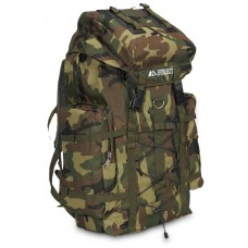 Jungle Camo Hiking Pack