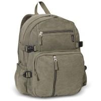 Canvas Backpack - Medium