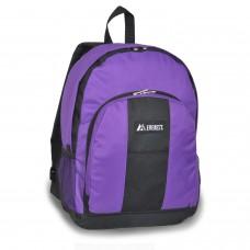 Backpack w/ Front & Side Pockets