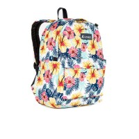 Pattern Printed Backpack