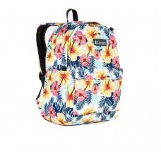 Pattern Printed Backpack