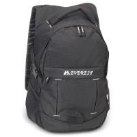 Sporty Backpack w/ Side Mesh Pocket