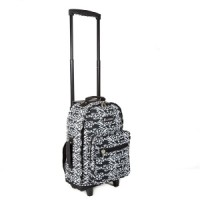 Wheeled Pattern Backpack (P1045WH)